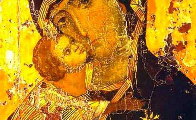 L'Assunzione di Maria silvana de mari