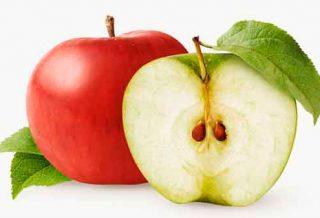 la mela rossa o bianca silvana de mari