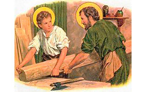 San Giuseppe era un santo armato silvana de mari