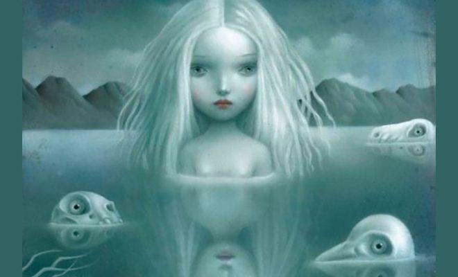 Hania, la principessa fatta di ombra silvana de mari